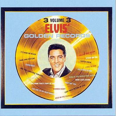 Presley, Elvis Elvis' Golden Records - Volume 3 Vinyl