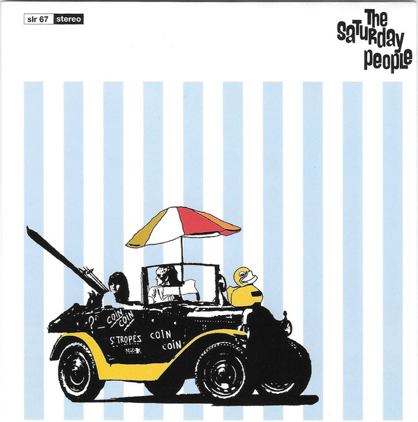 Saturday People (The)  The Saturday People CD