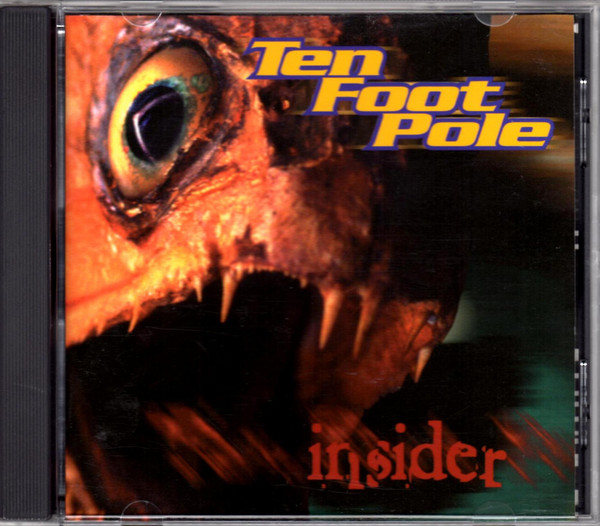 Ten Foot Pole Insider Vinyl