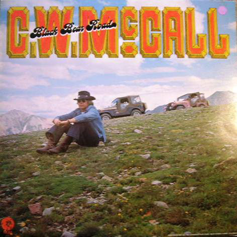 McCall, C.W. Black Bear Road Vinyl