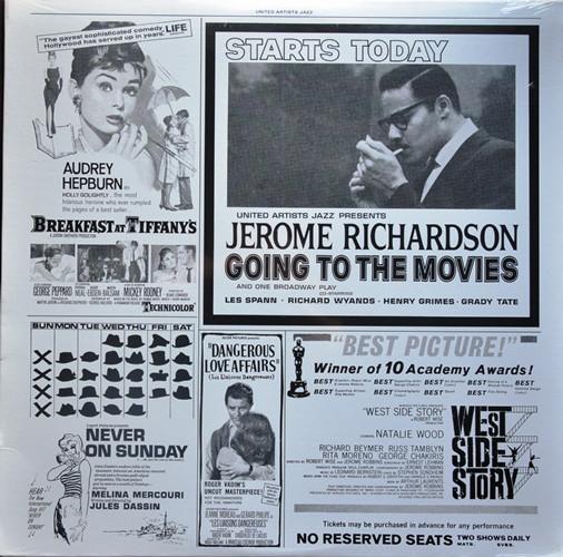 Jerome Richardson Going To The Movies Vinyl
