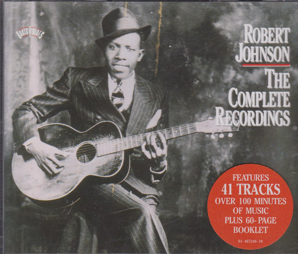 Johnson, Robert The Complete Recordings