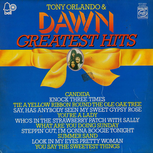 Dawn Greatest Hits Vinyl