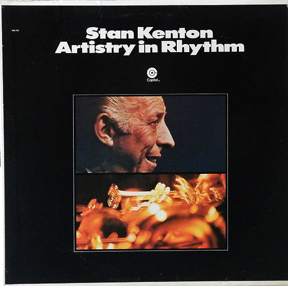 Kenton, Stan Artistry In Rhythm Vinyl