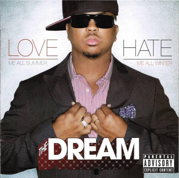 The Dream Love Hate CD