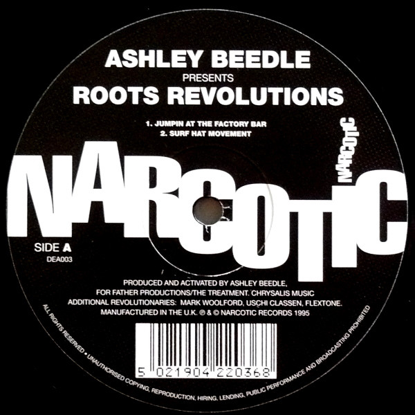 Beedle, Ashley Roots Revolutions