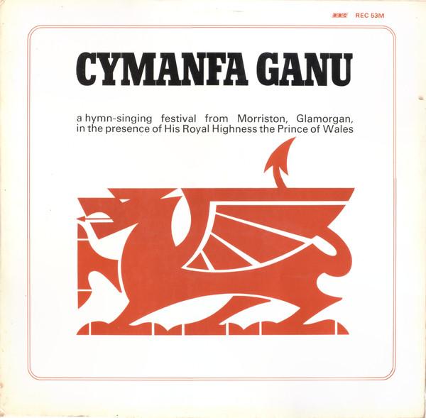 Massed Choirs Of South Wales Cymanfa Ganu Vinyl