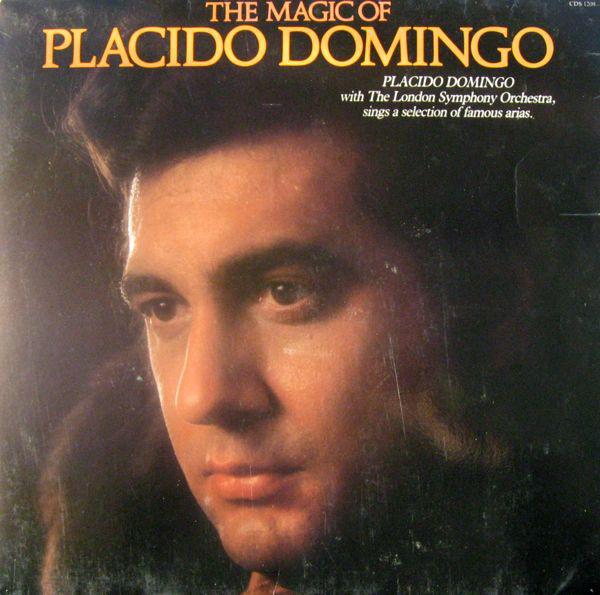 Domingo, Placido The Magic Of Placido Domingo Vinyl
