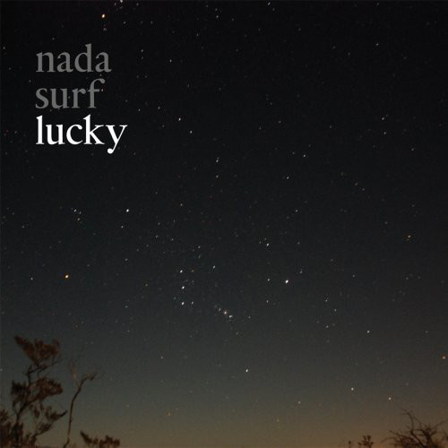 Nada Surf Lucky CD