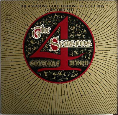 The 4 Seasons Edizione D'Oro (Gold Edition) - 29 Gold Hits