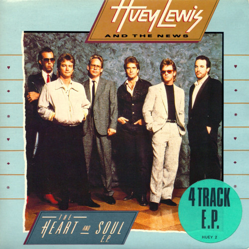 Lewis, Huey And The News The Heart And Soul E.P.