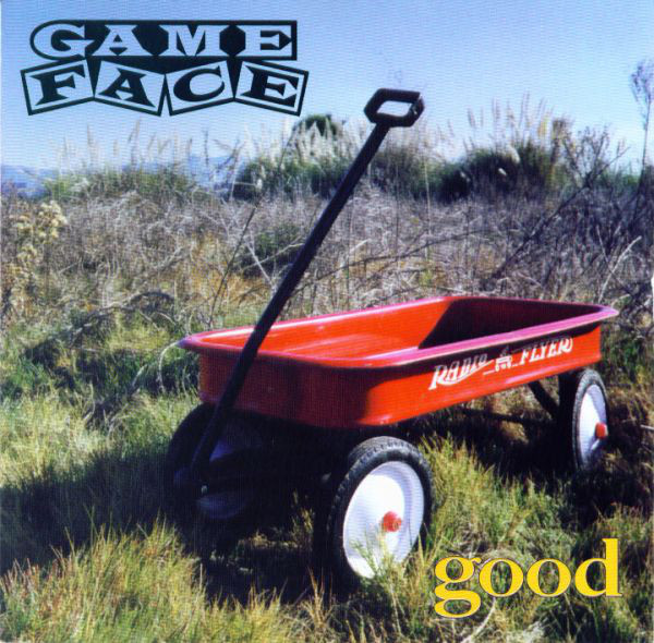 Gameface Good CD