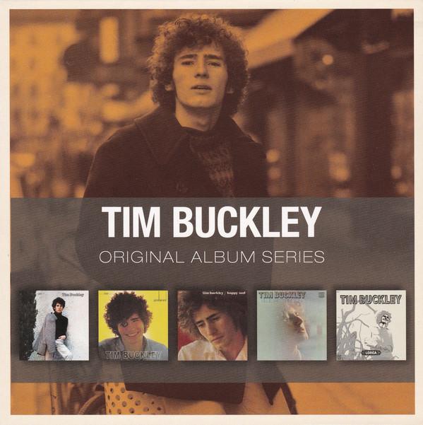 Buckley, Tim Original Album Series Vinyl