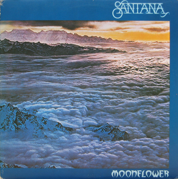 Santana Moonflower Vinyl