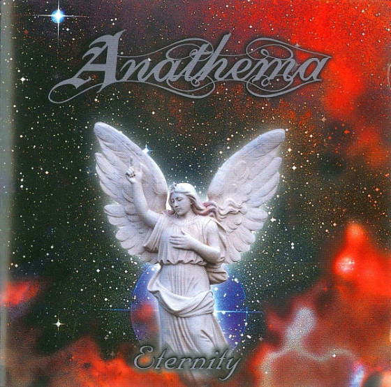Anathema Eternity CD