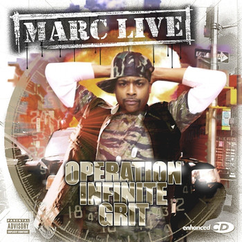 Marc Live Operation Infinite Grit Vinyl