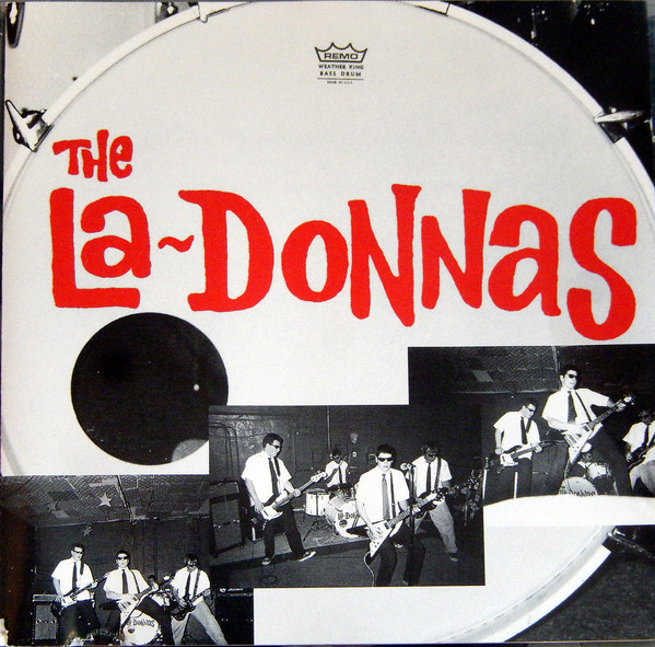 The LA Donnas The LA Donnas