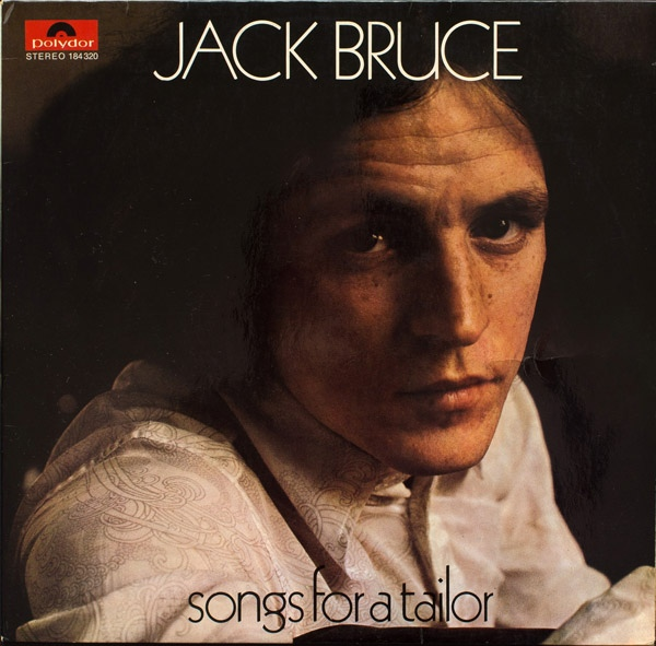 Bruce, Jack Songs For A Tailor