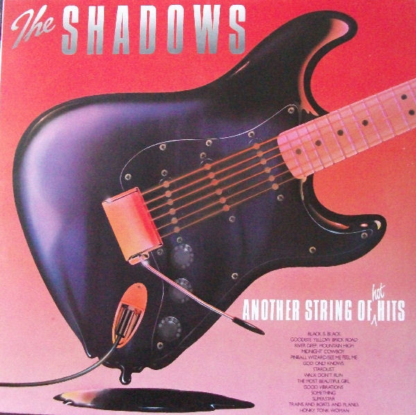 The Shadows Another String Of Hot Hits Vinyl