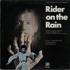Francis Lai Rider On The Rain (Le Passager De La Pluie)  Vinyl