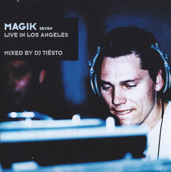 Dj Tiesto Magik Seven - Live In Los Angeles