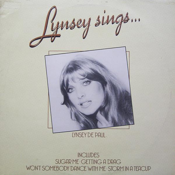 De Paul, Lynsey Lynsey Sings
