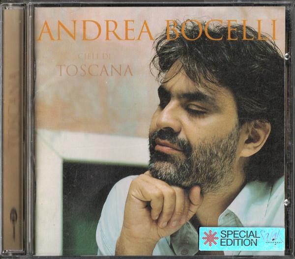 Bocelli, Andrea Cieli Di Toscana CD