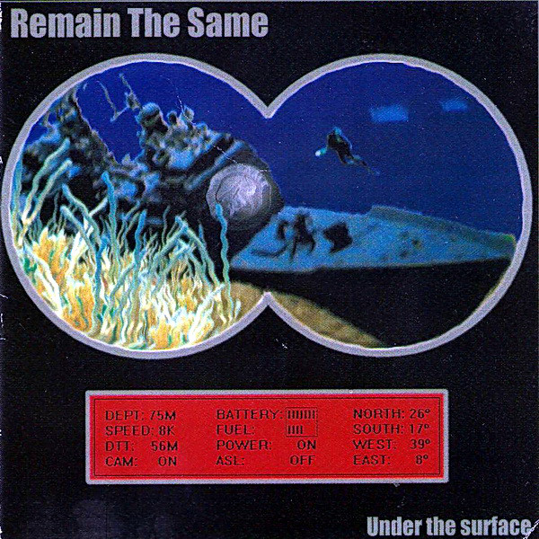 Remain The Same Under The Surface CD