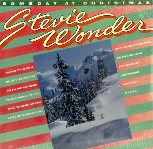 Wonder, Stevie Someday At Christmas