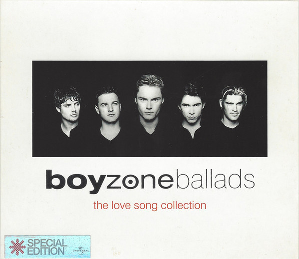 Boyzone Ballads - The Love Song Collection