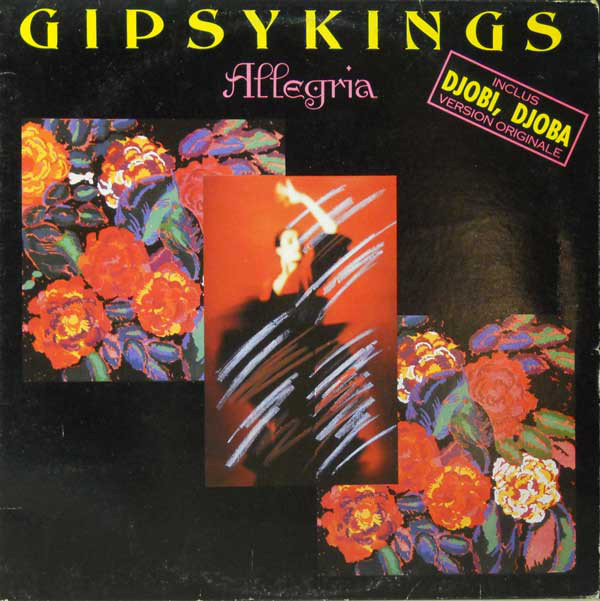 Gipsy Kings Allegria Vinyl