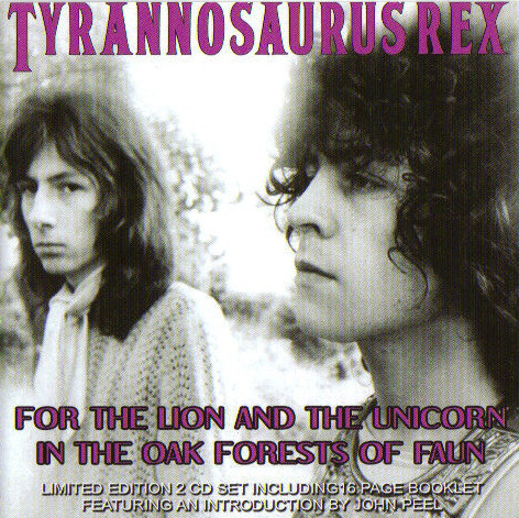 Tyrannosaurus Rex For The Lion And The Unicorn In The Oak Forests Of Faun