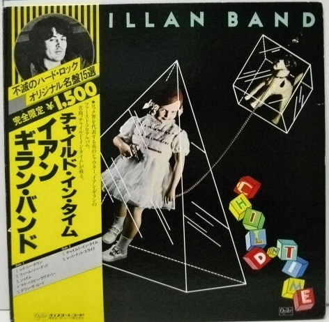 Gillan, Ian Child In Time Vinyl