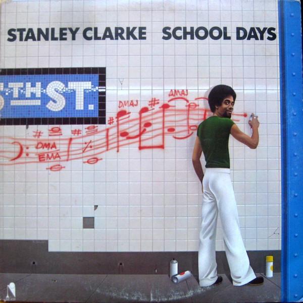 Clarke, Stanley School Days