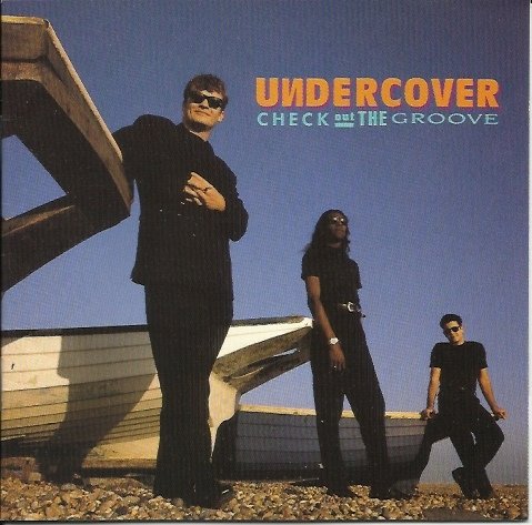 Undercover Check Out The Groove CD