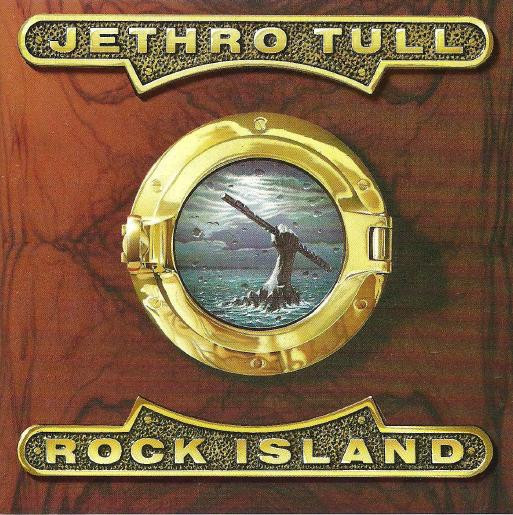 Jethro Tull Rock Island Vinyl