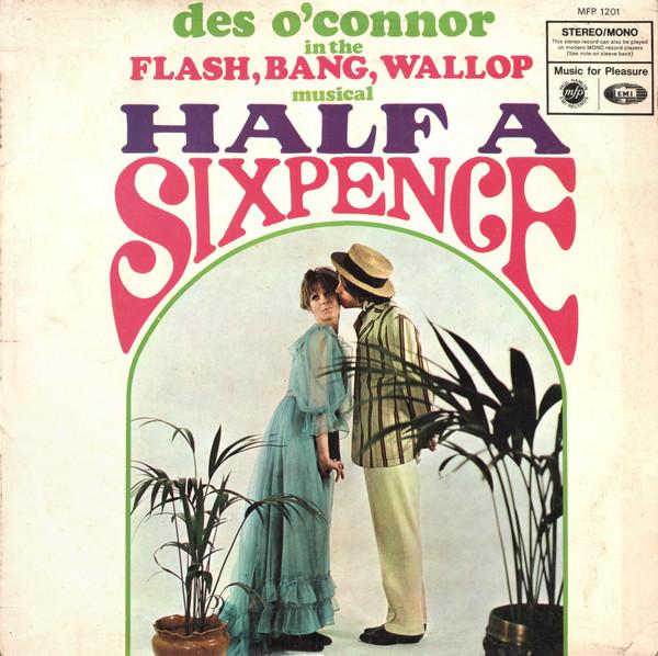 Des O'Connor Half A Sixpence Vinyl