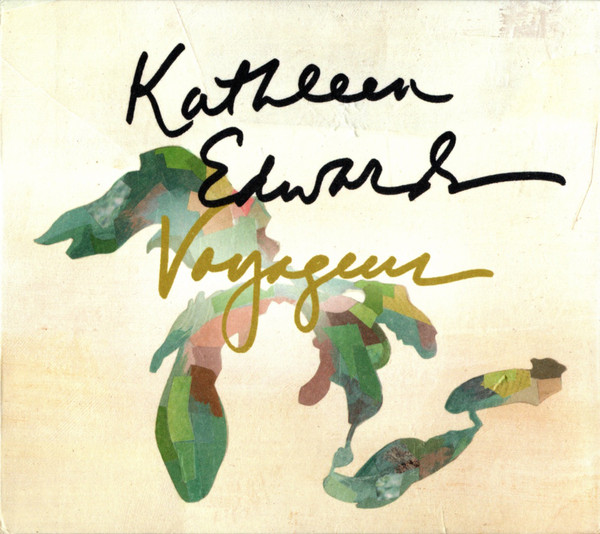 Edwards, Kathleen Voyageur  CD