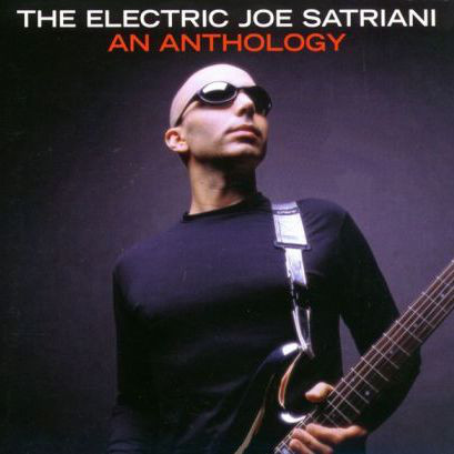 Satriani, Joe The Electric Satriani - An Anthology