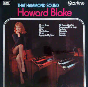 Blake, Howard That Hammond Sound  Vinyl