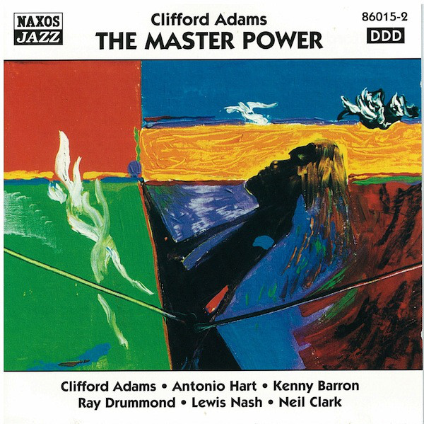 Adams, Clifford The Master Power CD