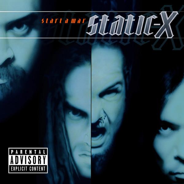 Static-X Start A War CD