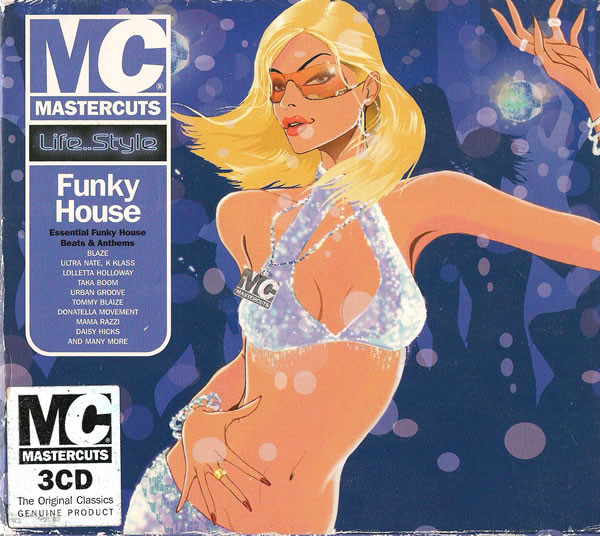 Various Mastercuts Life..Style: Funky House CD