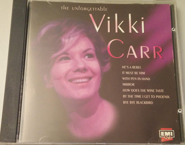 Carr, Vikki The Unforgettable Vikki Carr