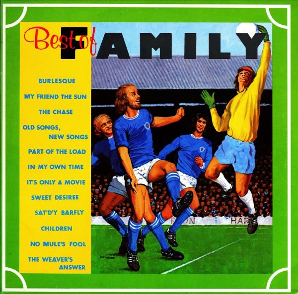 Family Best Of Family Vinyl