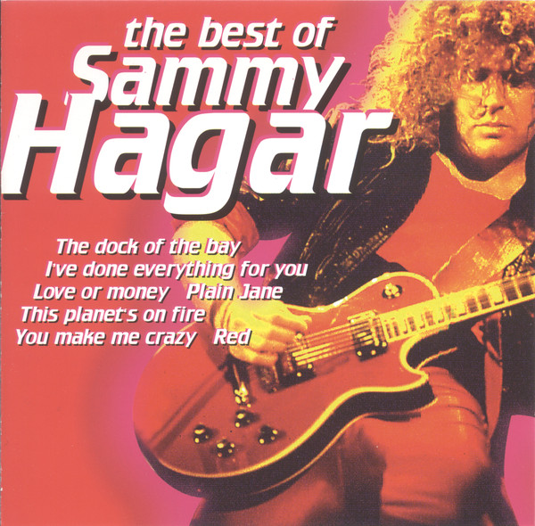 Hagar, Sammy The Best Of
