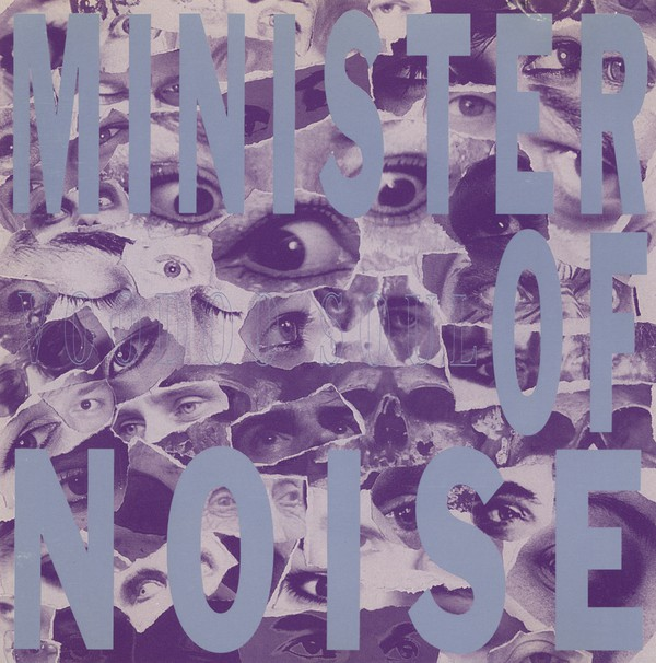 Minister Of Noise Voodoo Soul CD