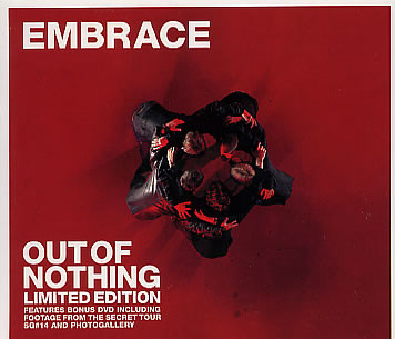 Embrace Out Of Nothing (Limited Edition) CD