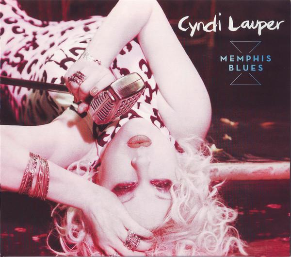 Lauper, Cyndi Memphis Blues CD