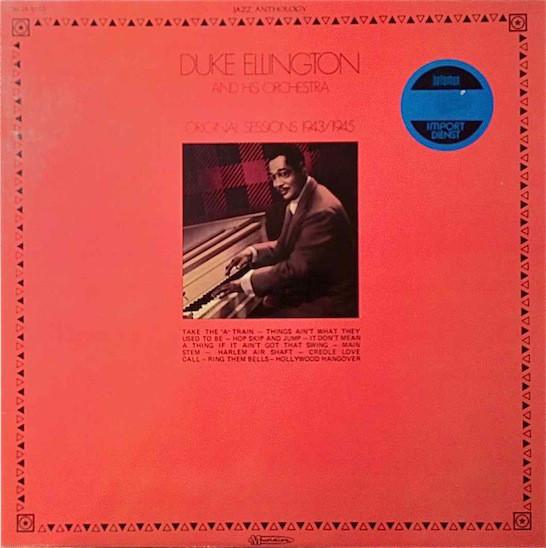 Ellington, Duke Original Sessions 1943/1945